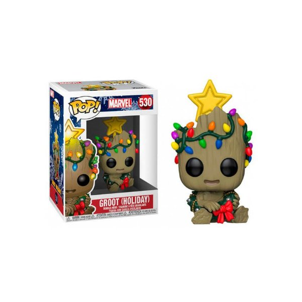 Groot Holiday - Marvel - Pop! Funko