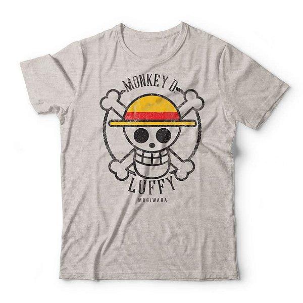Camiseta One Piece Luffy