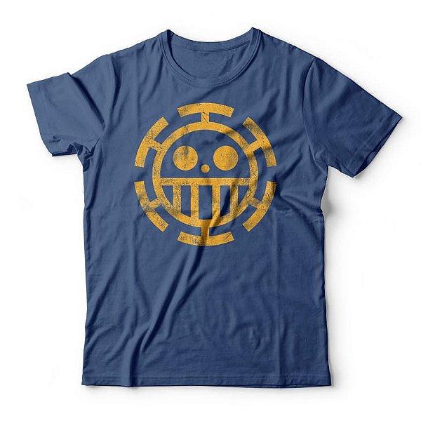 Camiseta One Piece Trafalgar Law Azul