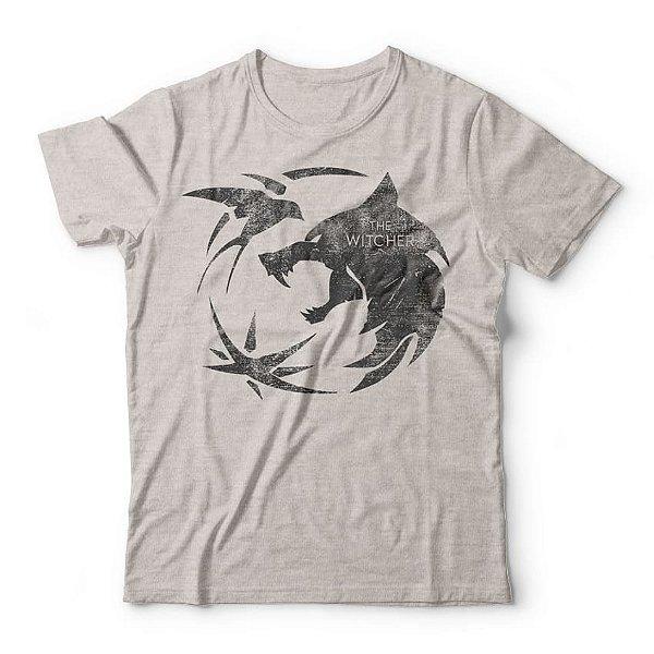 Camiseta The Witcher Logo