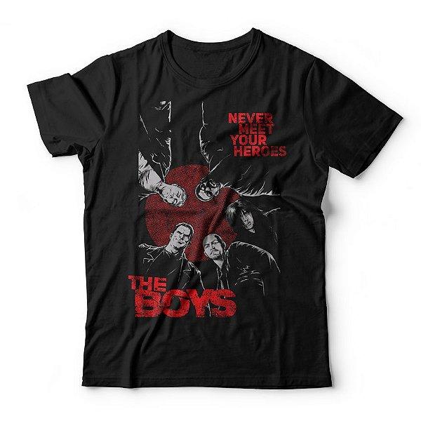 Camiseta The Boys