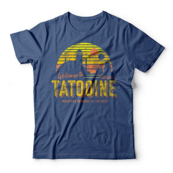 Camiseta Tatooine