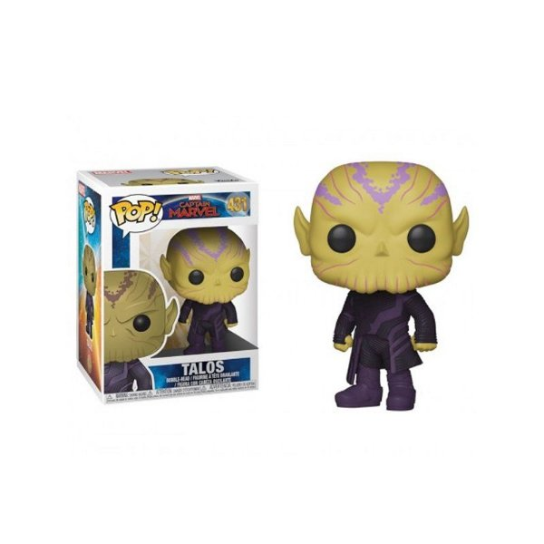Talos - Captain Marvel - Pop! Funko