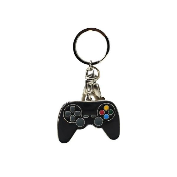 Chaveiro de Metal Joystick Playstation