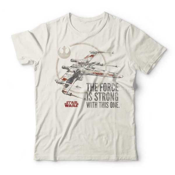 Camiseta Nave X-Wing