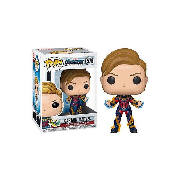Captain Marvel - Avengers: Endgame - Pop! Funko