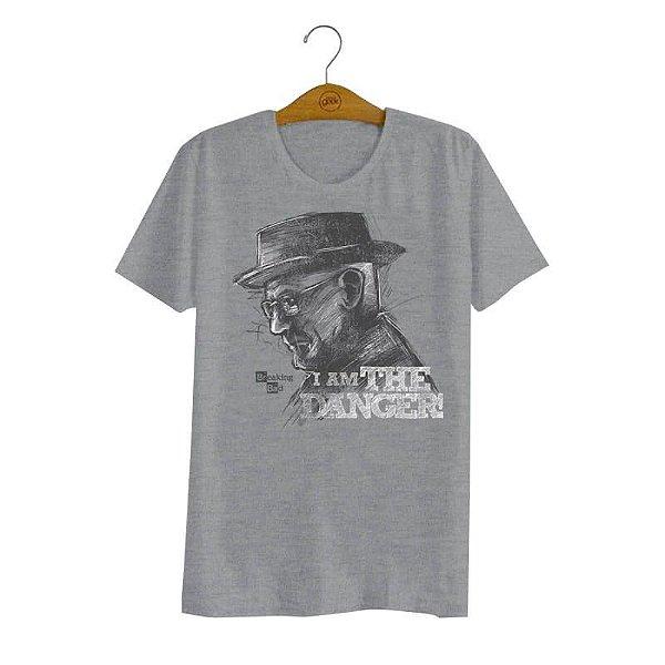 Camiseta Breaking Bad I Am The Danger