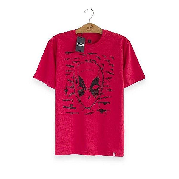 Camiseta Deadpool Mercenary