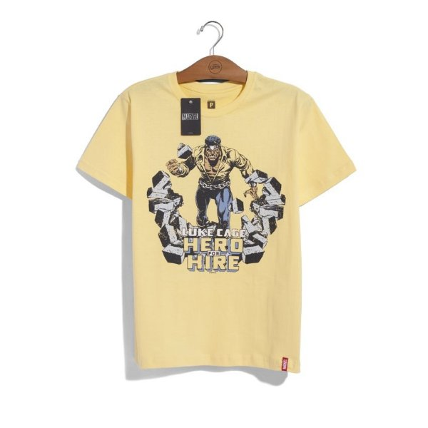 Camiseta Marvel Luke Cage
