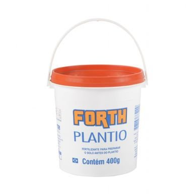 Rosa do Deserto - Fertilizante Forth Plantio 400 Gr