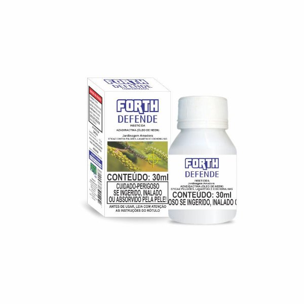 Forth Defende - Concentrado - 30ML