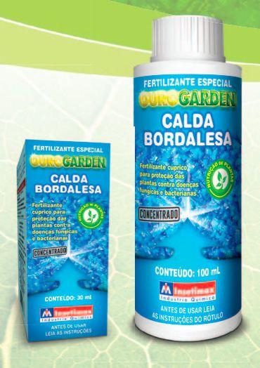 Calda Bordalesa (concentrado) - 100ml