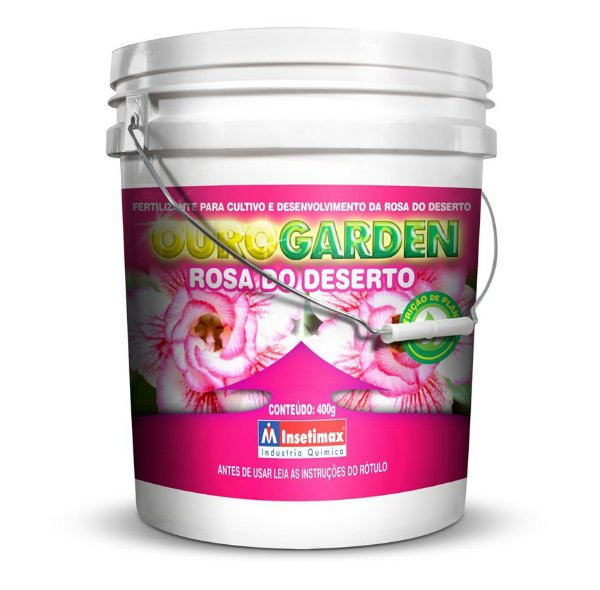 Fertilizante Rosa do Deserto - 400Gr