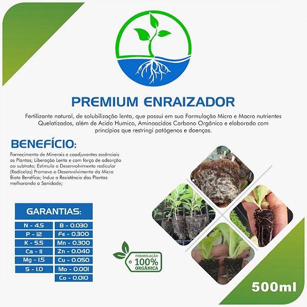 Premium Enraizador - 500 ml