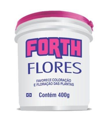 Fertilizante granulado Forth Flores 400 gr Fracionado