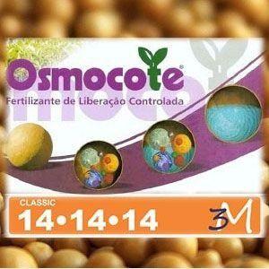Rosa do Deserto - Osmocote Classic 14-14-14 (3-4 meses) - 1 Kg