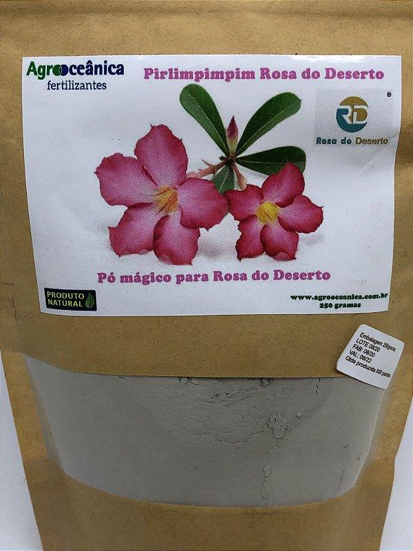 Pirlimpimpim Rosa do Deserto - 250 gramas