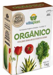 "Fertilizante Orgânico Simples - CLASSE ""A"""