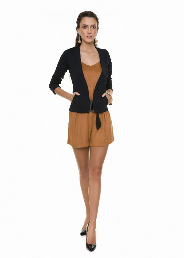 Blazer Preto|casaco|Coleteria