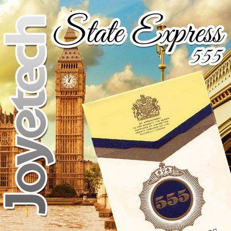 LIQUIDO - JOYETECH STATE EXPRESS - 30ML