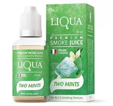 LIQUIDO LIQUA - MINTS 30ML