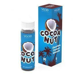 LIQUIDO VGOD - COCOA NUT (CHOCOLATE COM AMENDOAS) 60ML