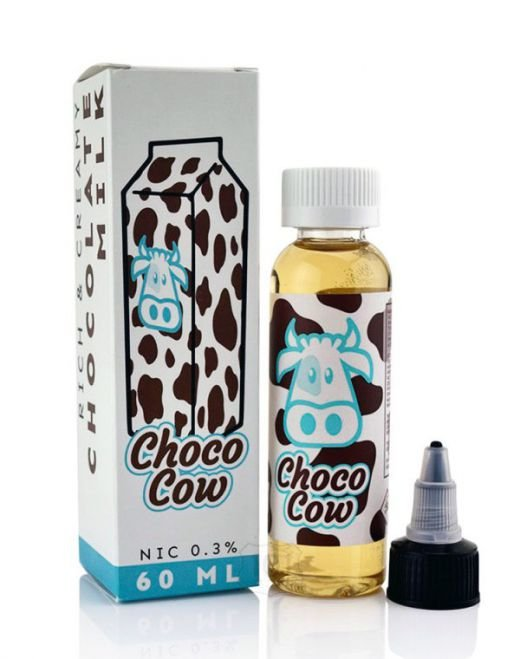 LIQUIDO VGOD - CHOCO COW (CHOCOLATE AO LEITE) 60ML