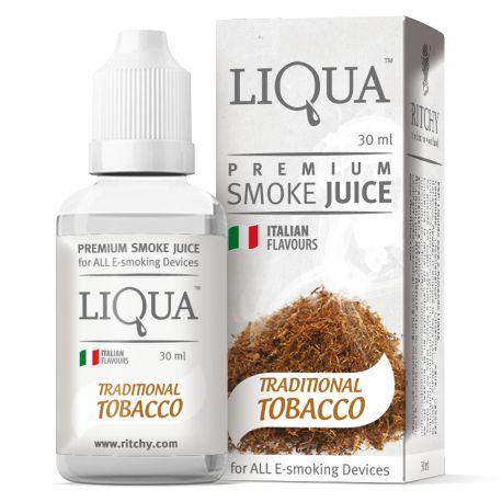 LIQUIDO LIQUA -TOBACCO 30ML