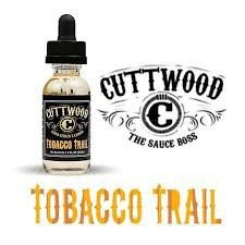 LIQUIDO CUTTWOOD TOBACCO TRAIL 30ML