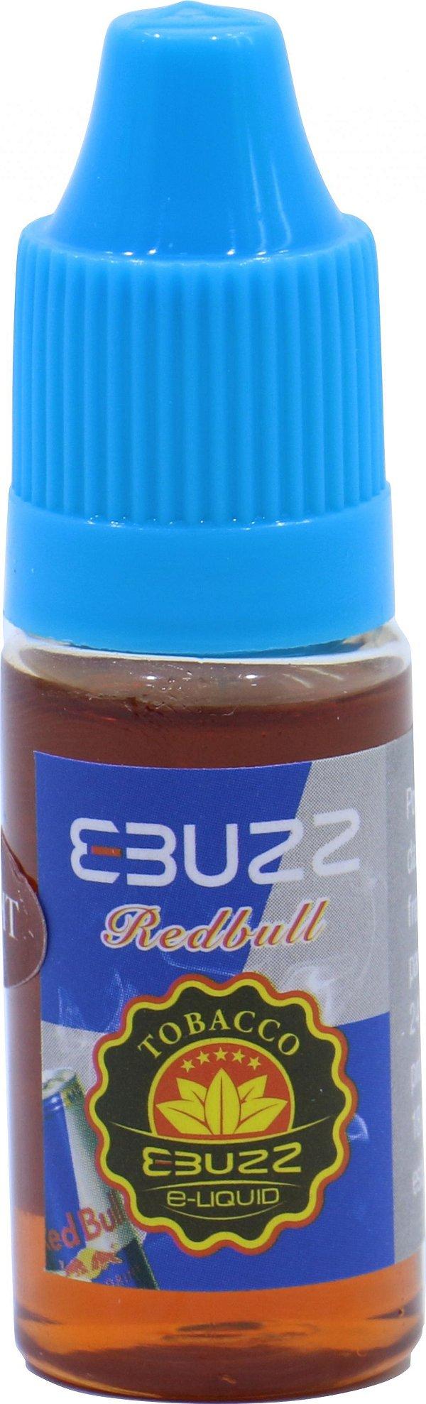 E-BUZZ E-LIQUID RED BULL 10ML LIGHT NICOTINA - SAHARA