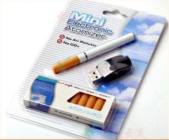Cigarro Eletronico - Mini Electronic Atomizer
