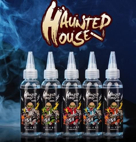 LIQUIDO - HAUNSTED HOUSE 75ml - 3MG NICOTINA