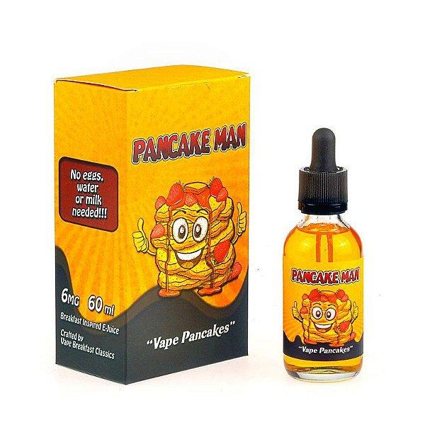 Liquido Pancake Man (Lite) - Vape Breakfast Classics - 60 ml - 3mg nicotina