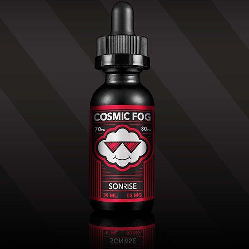 Eliquid Cosmic Fog sonrise 30 ml 3mg