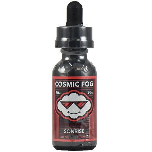 E-liquid Cosmic Fog Sonrise - 30 ml - 3mg nicotina