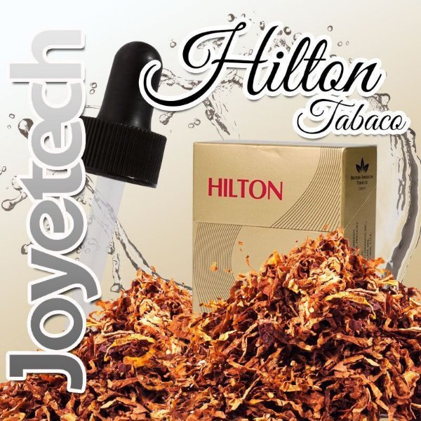 Líquido Joyetech® HILTON TABACO 30ML / 11MG NICOTINA
