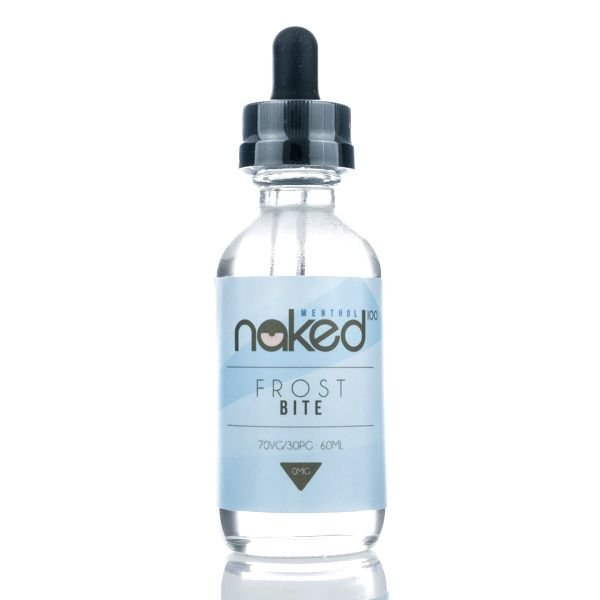LÍQUIDO NAKED 100 - FROST BITE 60 ML 3MG