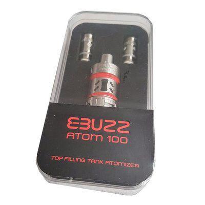 E-Buzz E-Atm Flow (Atomizador) Dual Coil 0.5oHm / 2.5ml