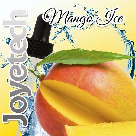 LIQUIDO JOYETECH MANGO ICE - 30ML / 11MG NICOTINA