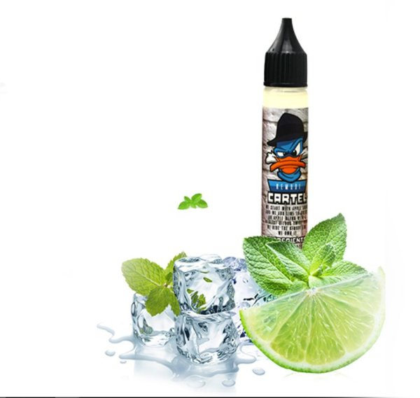 LIQUIDO CARTEL 30ML - KEMUDI - 3MG NICOTINA