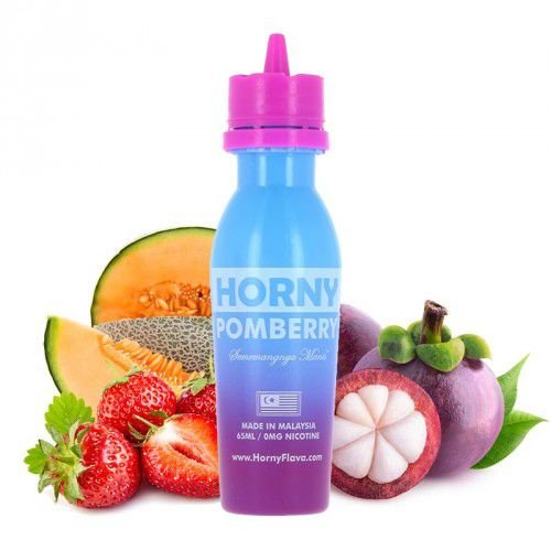 LIQUIDO HORNY POMBERRY 65ML - 0MG NICOTINA