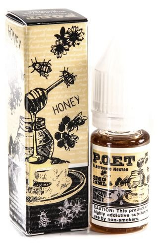 LIQUIDO P.O.E.T - HONEY 10ML