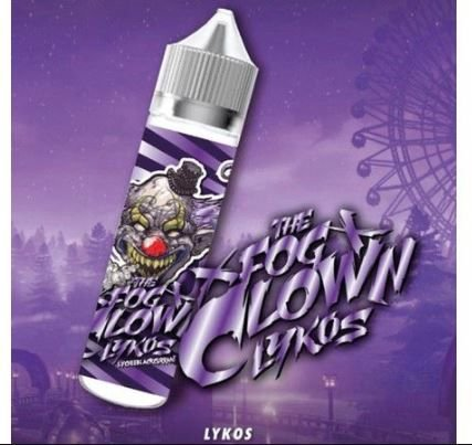 LÍQUIDO THE FOG CLOWN - LYKOS 60ML - 3MG