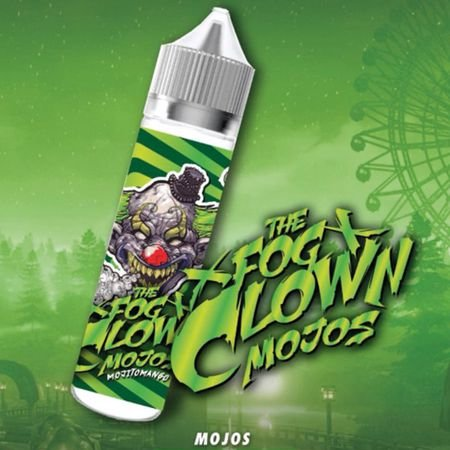 LÍQUIDO THE FOG CLOWN - MOJOS 60ML - 3MG