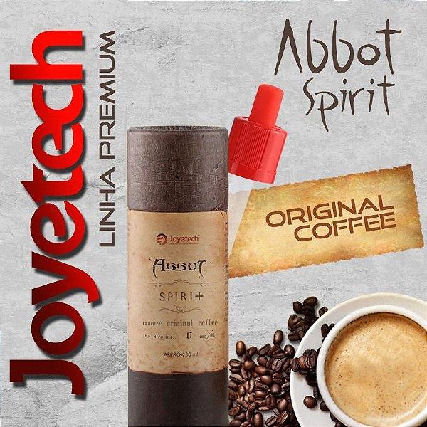 Líquido Joyetech® Premium Coffe Abbot SpIrit  30 ML 11MG NICOTINA