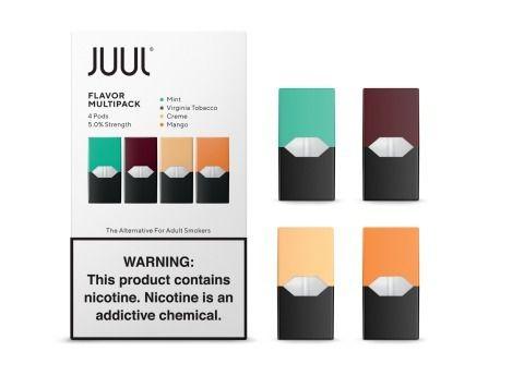 REFIL jUUL  (PACK OF 4) MULTIPACK