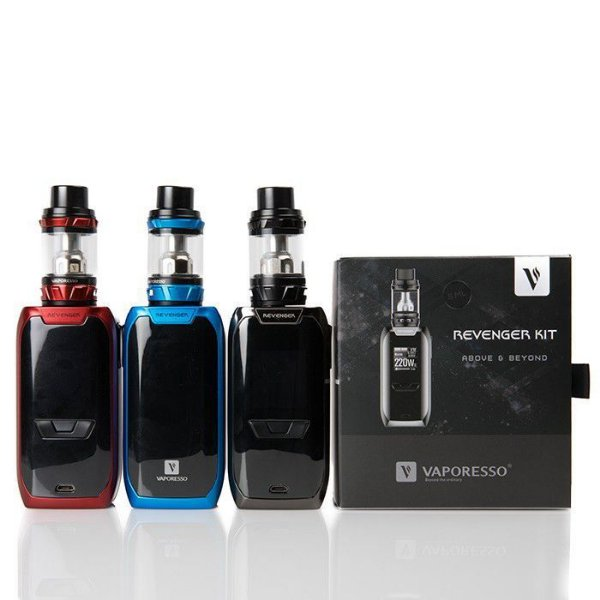 REVENGER KIT ABOVE & BEYONG - VAPORESSO