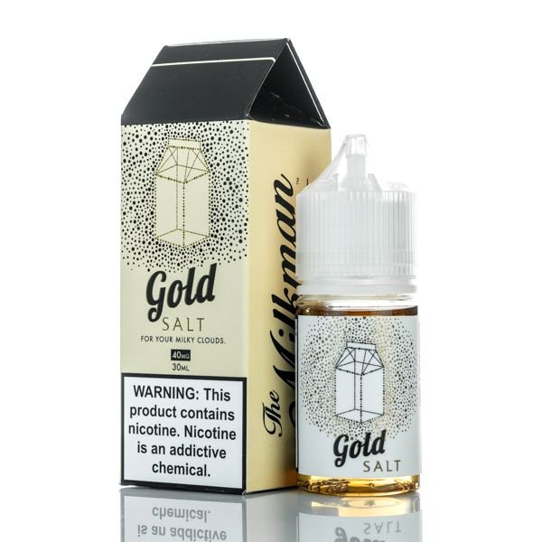 LIQUIDO SALT NIC GOLD - THE MILKMAN