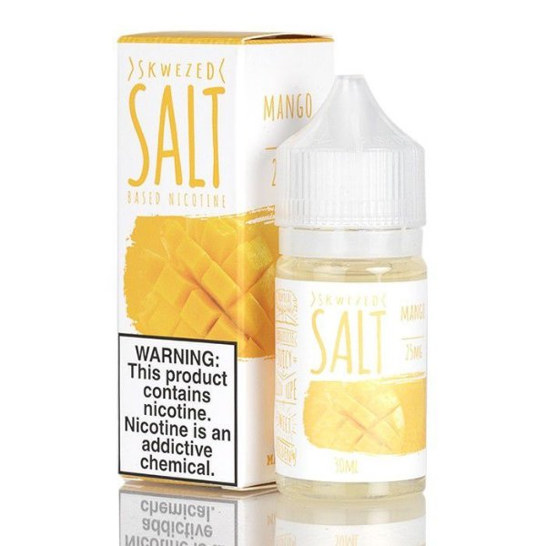 Salt Nic- SKWEZED