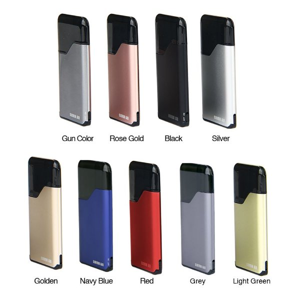 KIT POD SUORIN AIR 500mah RECARREGAVEL